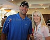 "Steelers quarterback Ben Roethlisberger ""Big Ben"" and Sara Herbert-Galloway"