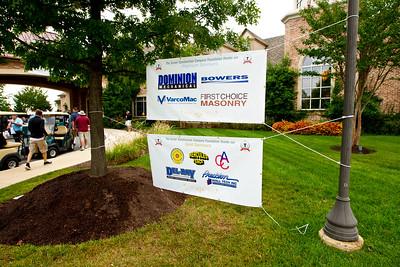 Turner Foundation Golf Classic - 2014 -1