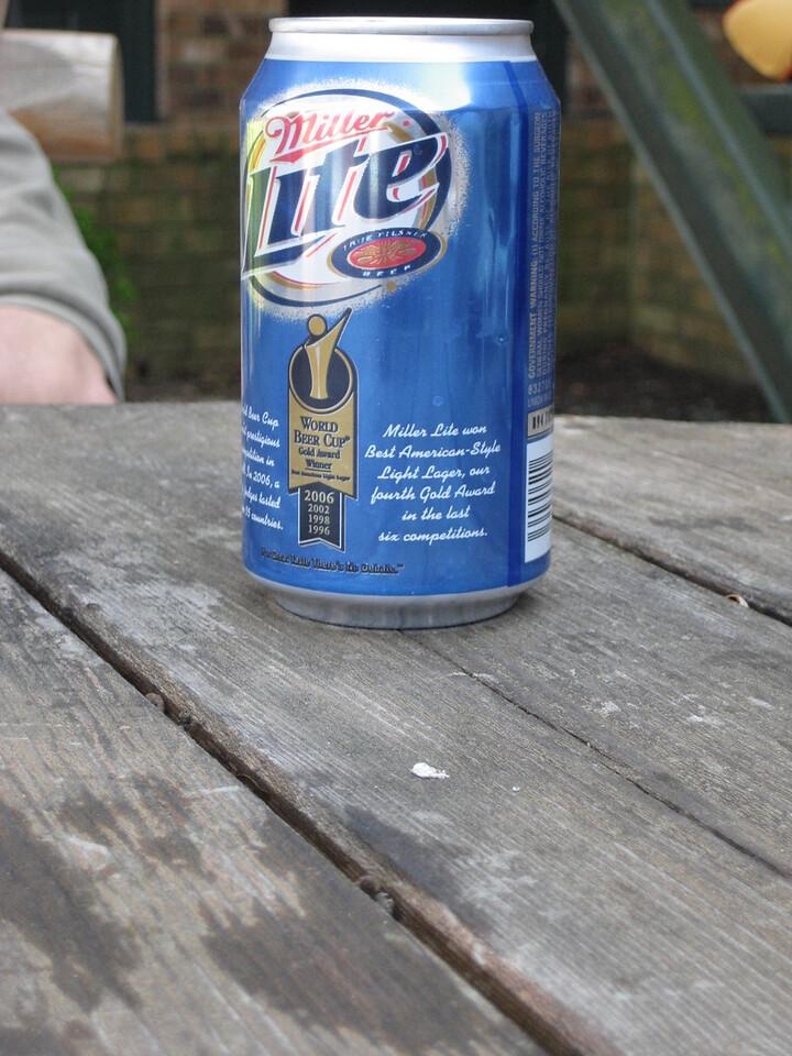Mmmmm, beer.
