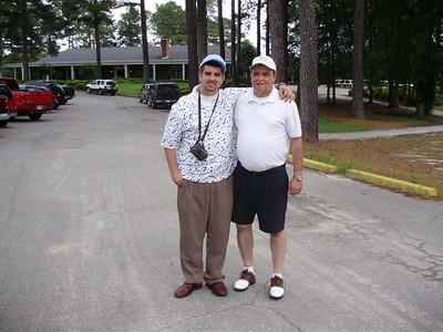 Golf day near Augusta 5-24-09