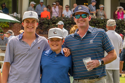 Quarterfinals of the 119th U.S. Amateur played in Pinehurst, North Carolina.