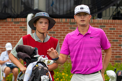 Round of 32 and 16 of the 119th U.S. Amateur played in Pinehurst, North Carolina.
