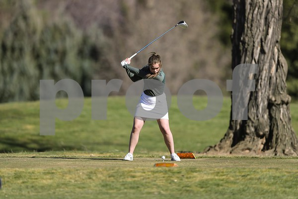 180312_Girls High School Golf @ Hillcrest CC