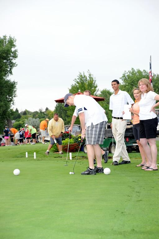2011 Arvada Hockey Association Golf Tournament