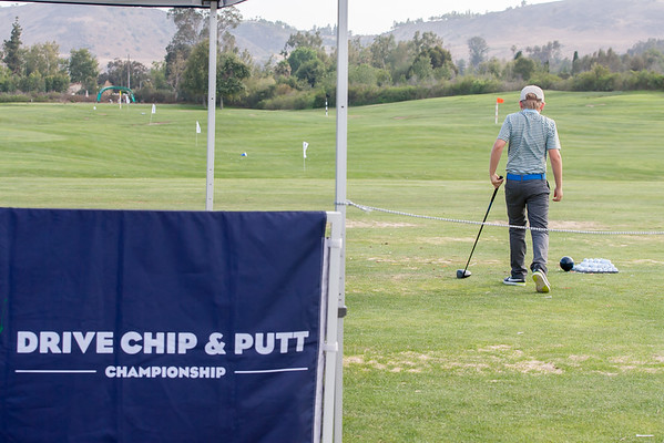 2015 Drive, Chip & Putt Competition