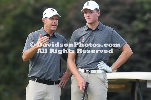 NCAA GOLF:  SEP 24 2018 River Run Collegiate