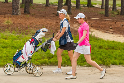 117th Women's North & South Amateur played in Pinehurst, North Carolina.