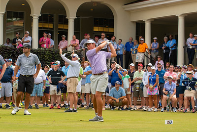 Quarterfinals of the 119th U.S. Amateur played in Pinehurst, North Carolina.