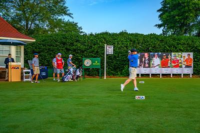 Round 1 of the 119th U.S. Amateur played in Pinehurst, North Carolina.