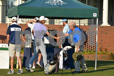 Round 4 of the 119th Men's North & South Amateur played in Pinehurst, North Carolina.