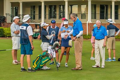 117th Women's North & South Amateur played in Pinehurst, North Carolina.