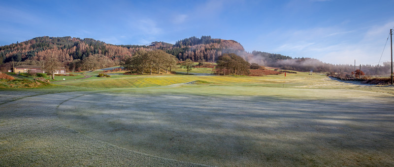 18th Aberfoyle Golf Club