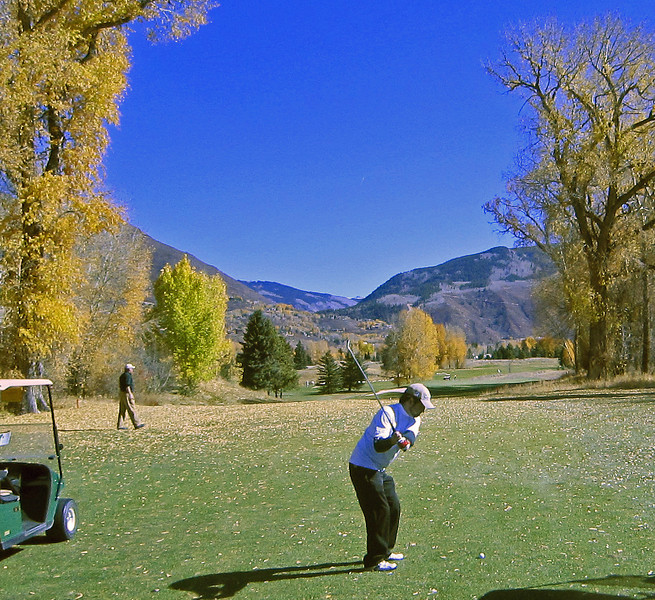 No 10 Aspen Golf Course