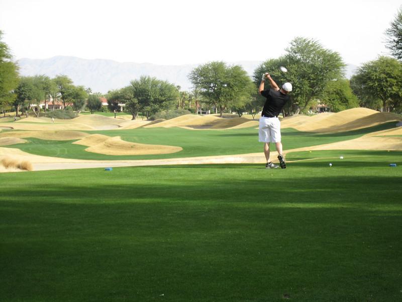 Nicklas Stadium course PGA West