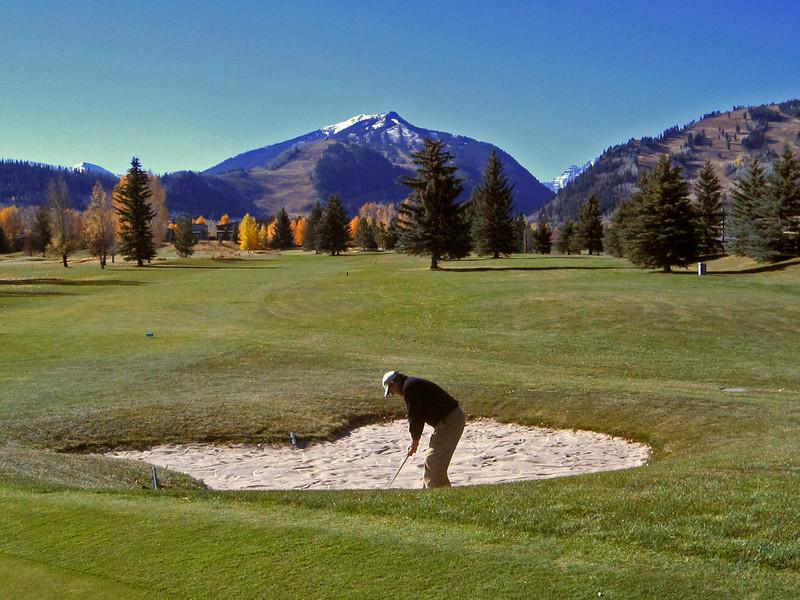No 1 Aspen Golf Course