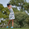 ADELAIDE, AUSTRALIA - FEBRUARY 16:<br /> <br /> Madelene Sagstrom of Sweden on the 11th fairway during round one of the ISPS Handa Women's Australian Open at Royal Adelaide Golf Club on February 16, 2017 in Adelaide, Australia.