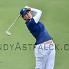 ADELAIDE, AUSTRALIA - FEBRUARY 17:<br /> <br /> Giulia Molinaro of Italy on the 11th fairway during round two of the ISPS Handa Women's Australian Open at Royal Adelaide Golf Club on February 17, 2017 in Adelaide, Australia.
