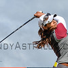 ADELAIDE, AUSTRALIA - FEBRUARY 18:<br /> <br /> Lee Lopez of the USA on the 8th green during round three of the ISPS Handa Women's Australian Open at Royal Adelaide Golf Club on February 18, 2017 in Adelaide, Australia.