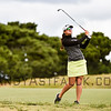 ADELAIDE, AUSTRALIA - FEBRUARY 19:<br /> <br /> Hannah Green from Australia of on the 11th fairway during round four of the ISPS Handa Women's Australian Open at Royal Adelaide Golf Club on February 19, 2017 in Adelaide, Australia.