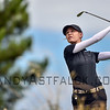 ADELAIDE, AUSTRALIA - FEBRUARY 17:<br /> <br /> Nelly Korda of the USA on the 11th fairway during round two of the ISPS Handa Women's Australian Open at Royal Adelaide Golf Club on February 17, 2017 in Adelaide, Australia.