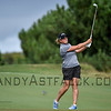 ADELAIDE, AUSTRALIA - FEBRUARY 16:<br /> <br /> Michele Thomson of Scotland on the 11th fairway during round one of the ISPS Handa Women's Australian Open at Royal Adelaide Golf Club on February 16, 2017 in Adelaide, Australia.