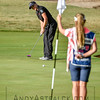 ADELAIDE, AUSTRALIA - FEBRUARY 16:<br /> <br /> Brooke Henderson of Canada putts on the 11th green during round one of the ISPS Handa Women's Australian Open at Royal Adelaide Golf Club on February 16, 2017 in Adelaide, Australia.