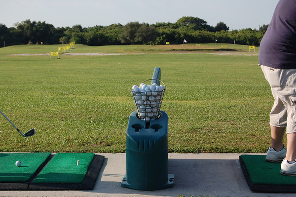 Countryside Driving Range