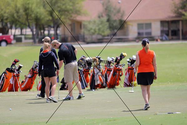 District Golf Meet 2014