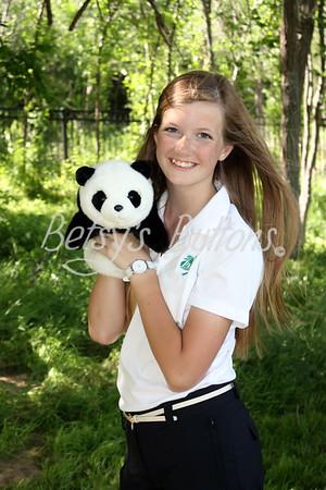 Girls Golf 2012
