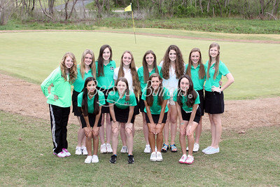Girls Golf 2013