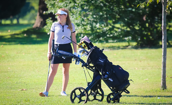 Girls Golf - Jim Pearson Invitational