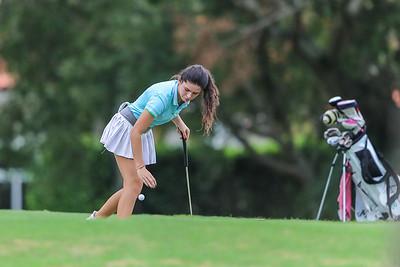 Ransom Everglades Girls' Golf