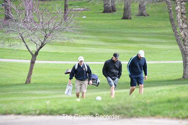 Boys Golf at Hampton 2019