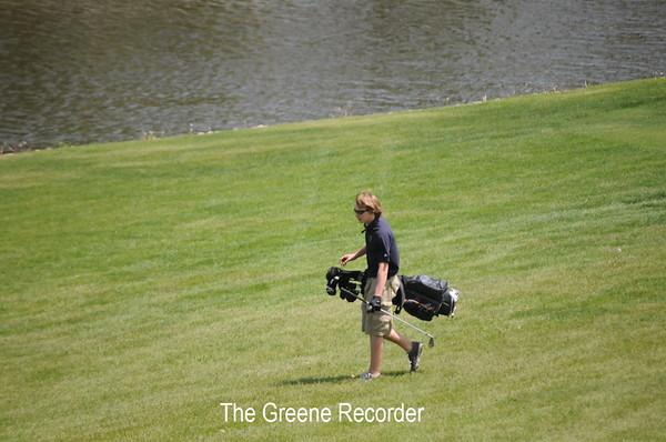 2012 Boys Conference Golf Meet