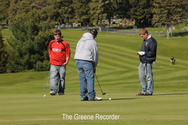 2012 North Butler Golf at Nashua