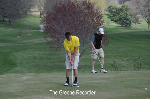 Golf in Greene 2015