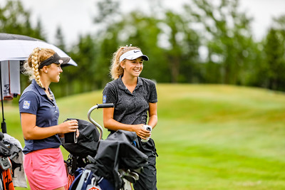 Haley Baker and Abbey Baker 2018 Terra Nova National Junior Golf Tournament Future Links