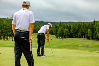Evan Callaghan and Jordie Cooper 2018 Terra Nova National Junior Golf Tournament Future Links