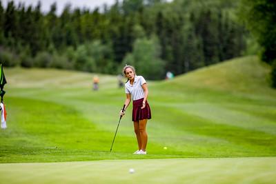 Mackenzie Deveau 2018 Terra Nova National Junior Golf Tournament Future Links
