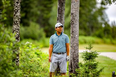 Tae Kyoung (Eric) Yun 2018 Terra Nova National Junior Golf Tournament Future Links
