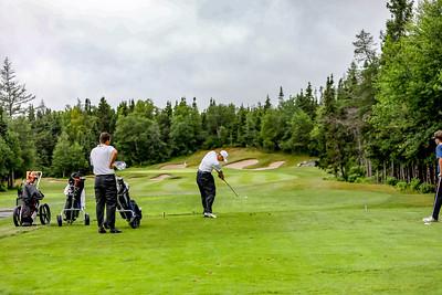 Evan Callaghan, Jordie Cooper and Teran Newell 2018 Terra Nova National Junior Golf Tournament Future Links