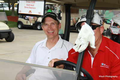 Mariucci Golf Tourney 2013