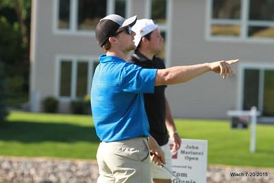 Mariucci Golf Tourney 2015