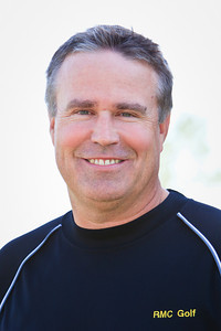Head Golf Coach Randy Northrop