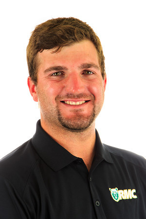 Head Golf Coach Aaron Pohle