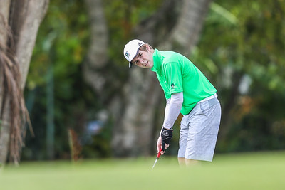 Ransom Everglades competed in the Westminster Christian Invitational  at the Biltmore Golf Course.