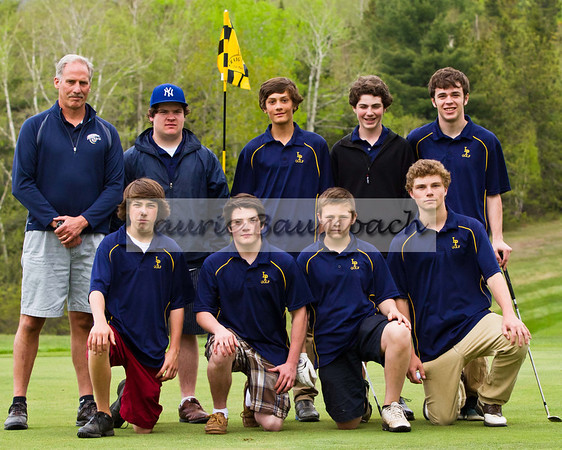 2012 Golf Team