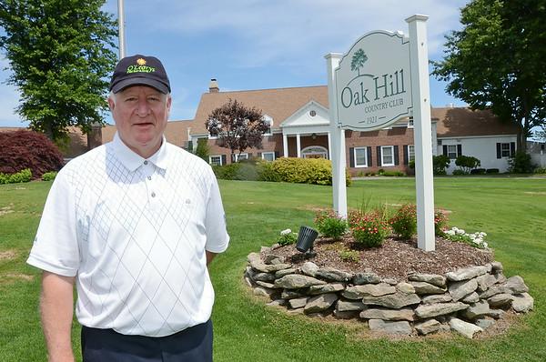 Jim O'Leary head golf professional Oak Hill Country Club