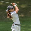 Maria Fassi swings an iron during the 2016 Walmart NW Arkansas Championship presented by P&G at Pinnacle Country Club in Rogers Arkansas on Saturday, June 25, 2016.  (Alan Jamison, Nate Allen Sports Service)
