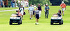 jhgolf9 - Tammie Green (center) walks between the cart riding Sandra Haynie and Nancy Lopez (right) down the sixth fairway.